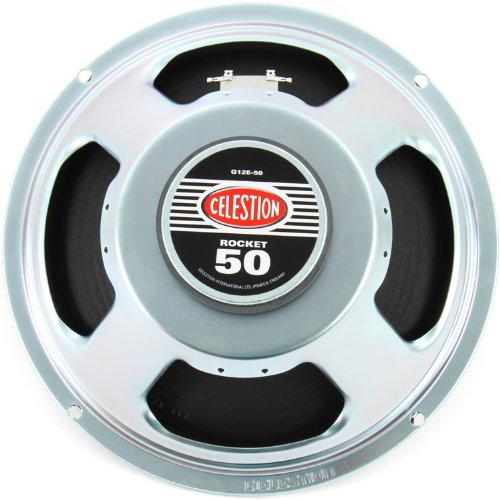 Celestion Rocket 50 Guitar Speaker, 8 Ohm by CELESTION