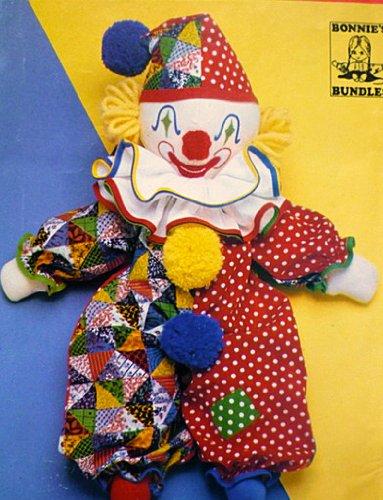 - Butterick 6503 Crackers Clown Doll (19