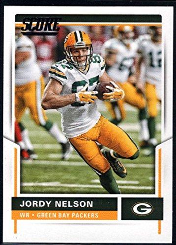 2017 Score #32 Jordy Nelson Green Bay Packers Football Card