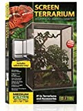 amazoncom exo terra screen terrarium large pet supplies