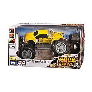 Maisto Tech Rock Crawler Jr. Radio Control Car 4x4 Drive
