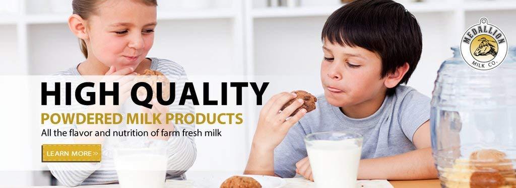MEDALLION Skim Milk Powder 500g (5 Bags) by Medallion (Image #4)