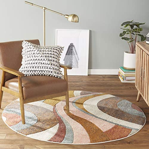 Home Dynamix Tribecca Slade Modern Abstract Area Rug