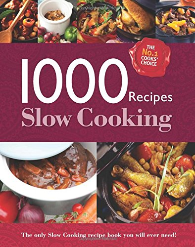 Slow Cooking (1000 Recipes)