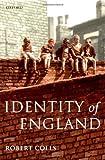 The Identity of England, Robert Colls, 0199245193
