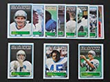 Seattle Seahawks 1983 Topps Football Team Set**Kenny Easley, Jacob Green, John Harris, Michael Jackson, Norm Johnson, Steve Largent, Keith Simpson, Sherman Smith, Jeff West and Jim Zorn