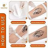 Tattoo Aftercare Bandage, Transparent Film