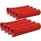 jdm spark plug wires - High Temperature Spark Plug Wire Boot Protect Sleeve Cover for 8 CYL (Red)