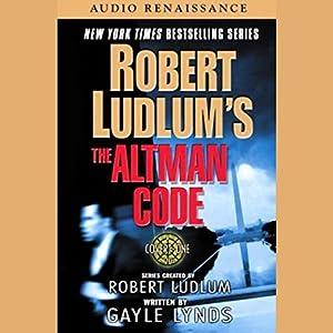 Robert Ludlum's The Altman Code Audiobook