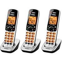 Uniden DCX170 Extra Handset / Charger Cordless Phone (3 Pack)