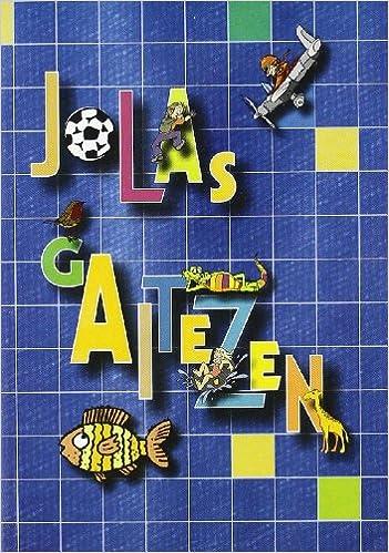 Descargar audiolibros en italiano (cd-Rom) Jolas Gaitezen (Hezkuntza Saila) PDF ePub iBook 8445725017