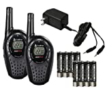 Cobra MicroTalk CXT225 20-Mile 22-Channel FRS/GMRS Two-Way Radio