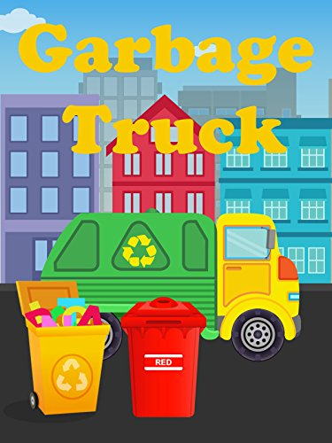 Garbage Truck - Colors, ABC, Shapes Garbage Truck Video For Kids (Toddler Movie)