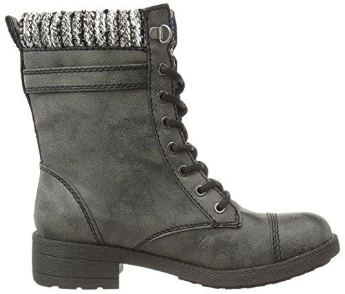 black Rangers Boots Noir Thunder Dog Rocket Femme xwYaBnq