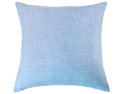 Aiking Home Woven Fine Faux Linen Throw Pillow Cover, size 20