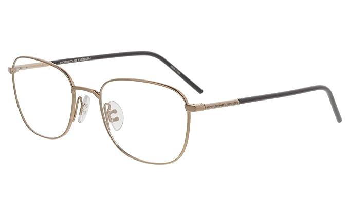 Amazon.com: Porsche Design P8331 B Brown 51-18 - Gafas para ...