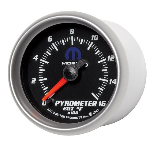 Auto Meter 880017 MOPAR Electric Pyrometer/EGT Gauge by Auto Meter (Image #1)