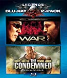 War / The Condemned (Legends of the Expendables Double Feature)