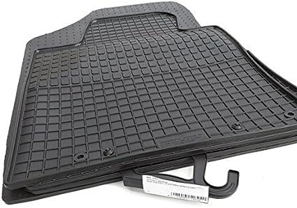 Gummimatten I30 Gd Original Qualität Gummi Fußmatten Allwetter 4 Teilig Schwarz Auto