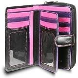 Visconti RIO 13 Ladies Large Soft Leather Purse / Wallet