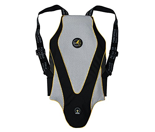 Forcefield Body Armour Pro Sub 4 Back Protector (MEDIUM) (BLACK)