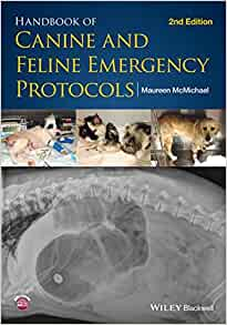 Handbook of canine and feline emergency protocols 9781118559031 handbook of canine and feline emergency protocols 9781118559031 medicine health science books amazon fandeluxe Image collections