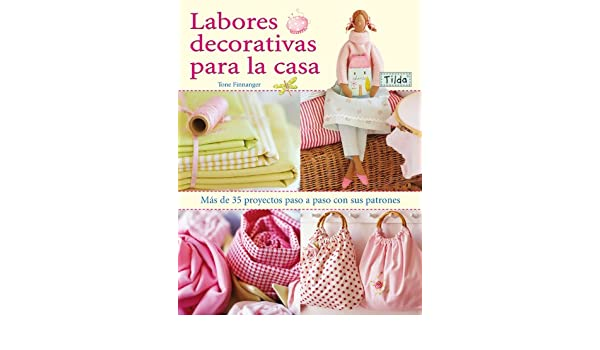 Labores decorativas para la casa / Sew Pretty Homestyle (Spanish ...
