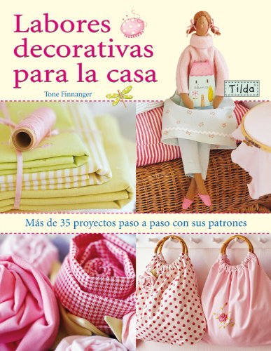 Labores decorativas para la casa / Sew Pretty Homestyle (Spanish -
