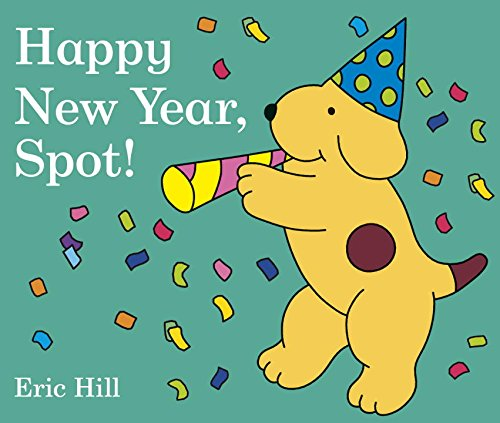 Happy Year Spot Eric Hill