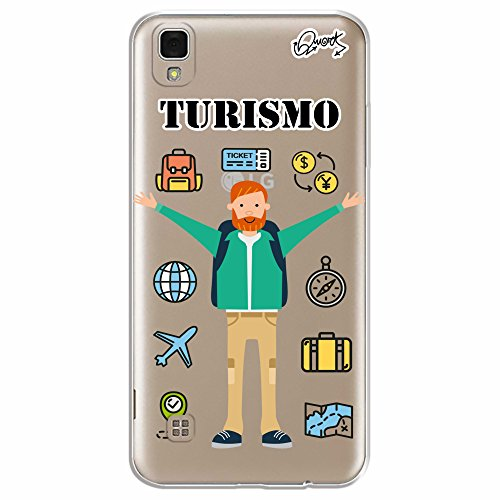 Capa Personalizada para LG LG X Style - TURISMO MASC - Quark