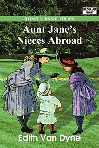 book cover of Aunt Jane\'s Nieces Abroad