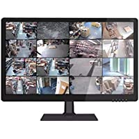 """Monitor LED de 21"""" 1080P HDMI HD BNC"""