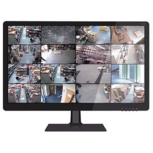 21' Monitor LED 1080p HDMI HD BNC VGA CCTV Audio 22' oyn-x PANTALLA SEGURIDAD PANEL QVIS 21-HDMIBNC