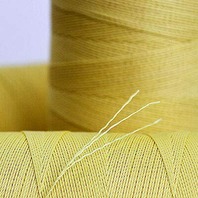 FidgetKute Heavy Duty 1000ft Test 70-200lb 100% Kevlar Sewing Thread Line Heat Resistant 150lbs One Size by FidgetKute