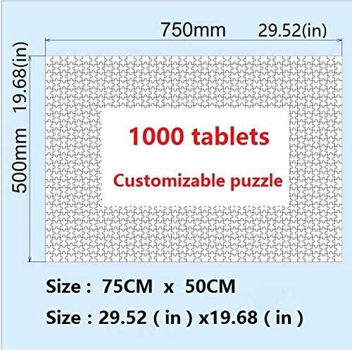 OSDFN Puzzle 3000 pièces Puzzle Adulte Puzzle en Bois Puzzle 3D Classique Mode Pet Dog Collection décoration de la Maison Moderne