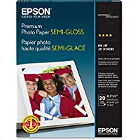 PAPER, PREMIUM SEMIGLOSS PHOTO,