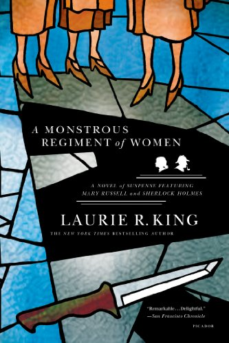 A Monstrous Regiment of Women (Mary Russell Mystery)