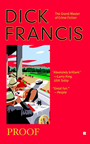 Proof by Dick Francis