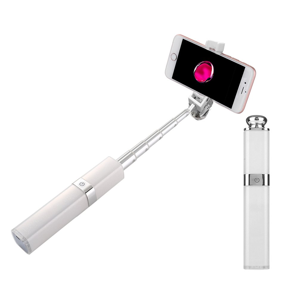 Bluetooth Selfie Stick YOUXIN Mini Portable Pocket Size Selfie Stick Wireless Control for Samsung Galaxy S8 S7 S6 S5 Note 8 7 6 5 4 Edge Nexus HTC HUAWEI P10/P9 Nexus LG Moto X/G Pixel 2 and Android