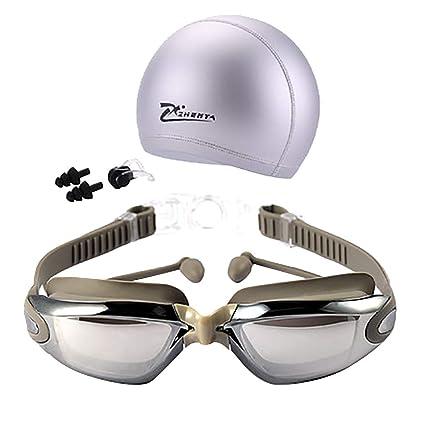 64fb7e26644 ♥♥Swim Goggles and Cap Set♥♥