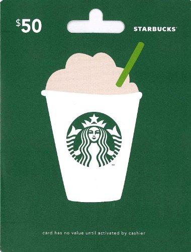 Starbucks Happy Birthday Gift Card 25 Amazon Cards