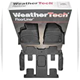 Amazon Weathertech Custom Fit Floorliner Chevrolet Traverse Complete Set
