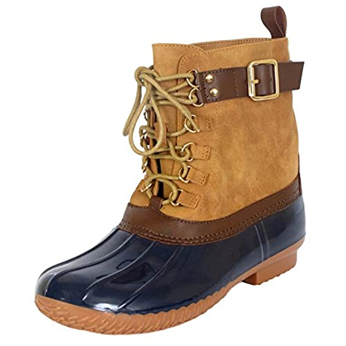6cb43192907cd Henry Ferrera Womens Mission 18 Rubber Duck Boots lovely ...