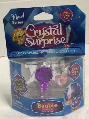 Crystal Bauble - Crystal Surprise! Bauble (Random Color Pet)