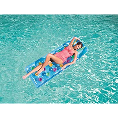 H2OGO! Fashion Lounge Inflatable Pool Float: Toys & Games