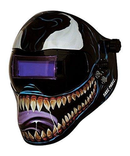 Save Phace 3012145 Marvel Venom W Serie Soldadura Casco ...