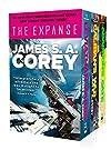 The Expanse Boxed Set: Leviathan Wa...