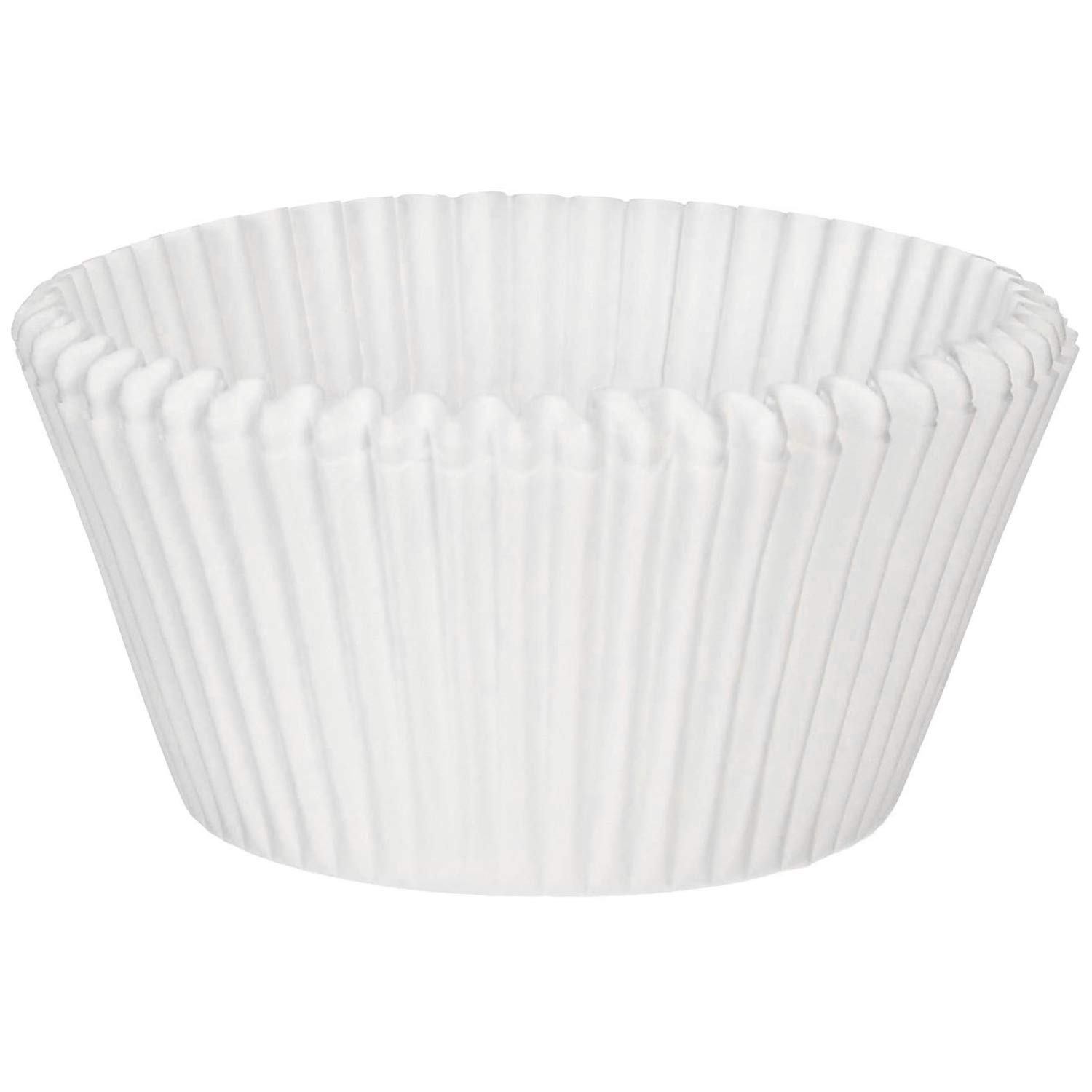 Norpro Giant Muffin Cups, White, Pack of 1000