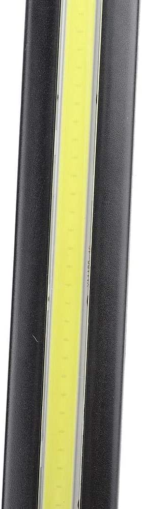 Cafopgrill Mini luz de Trabajo COB Iluminaci/ón de /ángulo m/últiple de Alta Potencia Luz de Trabajo Recargable Luz de inspecci/ón L/ámpara de Trabajo LED con Base magn/ética