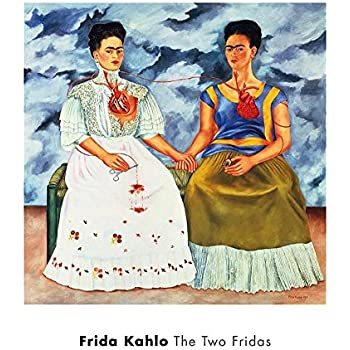 the two fridas The two fridas artist frida kahlo year 1939 medium oil on canvas location museum of modern art mexico city, mexico dimensions 68 ¼ x 68 in 1735 x 173 cm famous paintings by frida kahlo the suicide of dorothy hale, 1938 roots, 1943 the two fridas, 1939 the bus, 1929 moses, 1945 the wounded deer.